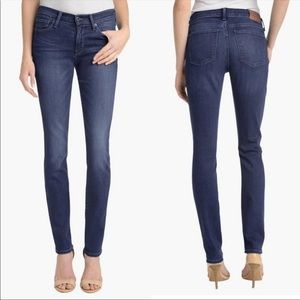 Lucky Brand Brooke Straight leg High Rise Jeans